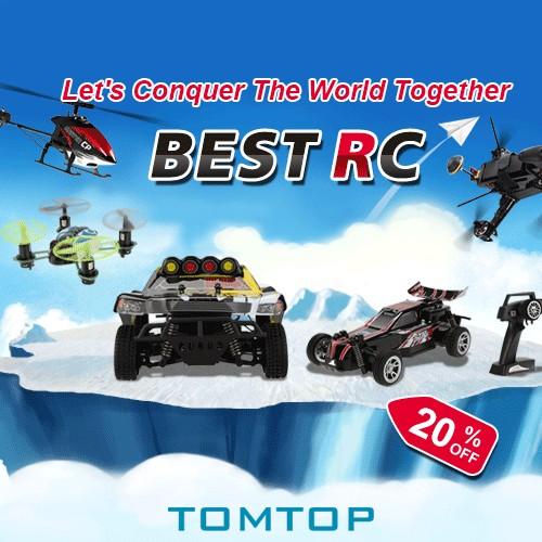 Акция «42% OFF for WLtoys A959-B 2.4G 1/18 Scale 4WD 70KM/h High Speed Electric RTR Off-road Buggy RC Car» на Распродажа.ру