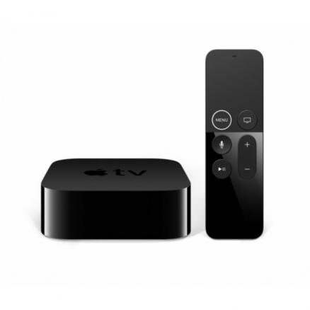 Телевизионная приставка Apple TV 4K 64GB MP7P2RS/A Black