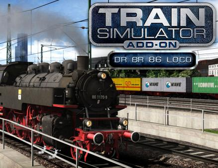 Train Simulator: DR BR 86 Loco Add-On (PC)