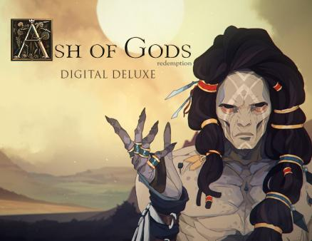 Ash of Gods: Redemption Digital Deluxe Edition (PC)