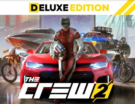 THE CREW 2 DELUXE EDITION (PC)