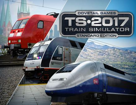 Train Simulator 2017 Standard Edition (PC)