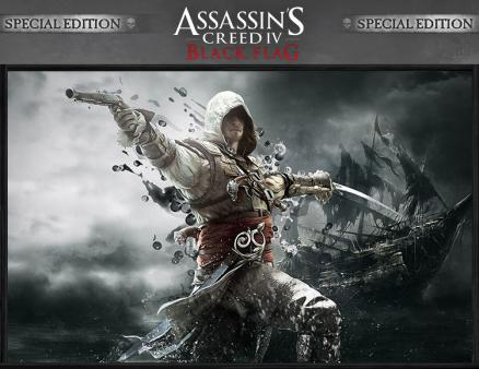 Assassins Creed IV Black Flag. Special Edition (PC)