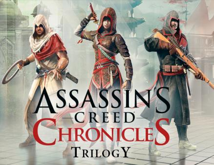 Assassins Creed Chronicles Трилогия (PC)