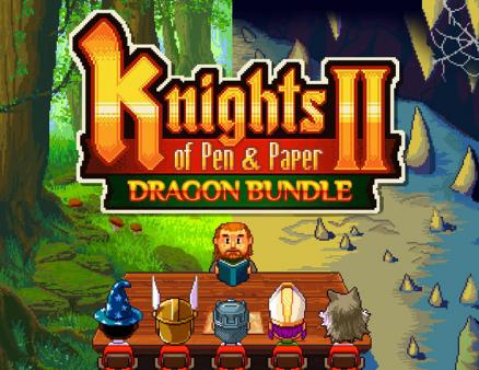 Knights of Pen and Paper 2 - Dragon Bundle (PC)