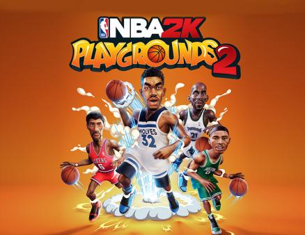 NBA 2K Playgrounds 2 (PC)