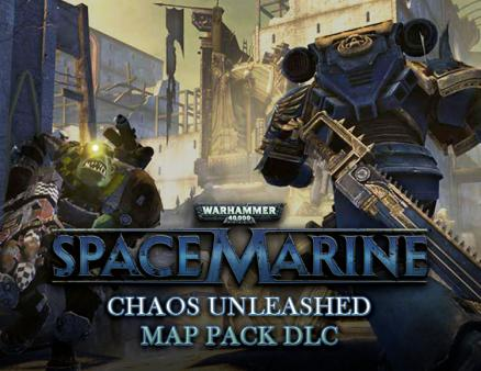 Warhammer 40,000 : Space Marine - Chaos Unleashed Map Pack DLC (PC)