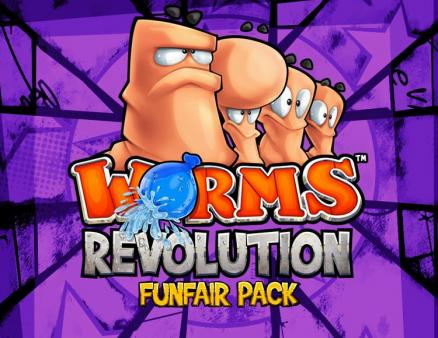 Worms Revolution - Funfair DLC (PC)
