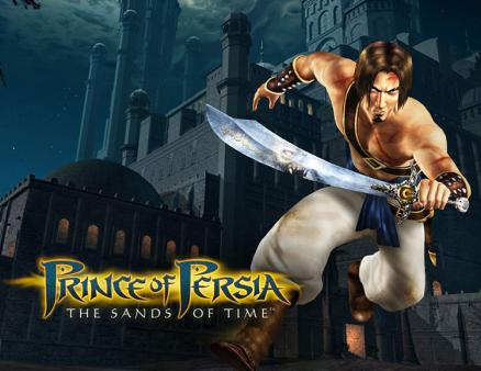 Prince of Persia The Sands of Time (PC)