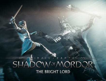 Middle-earth: Shadow of Mordor - The Bright Lord (PC)