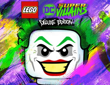 LEGO DC Super-Villains Deluxe Edition (PC)
