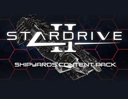 StarDrive 2 -Shipyards Content Pack (PC)