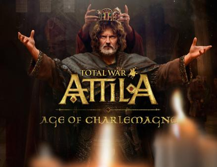 Total War : Attila - Age of Charlemagne Campaign Pack DLC (PC)