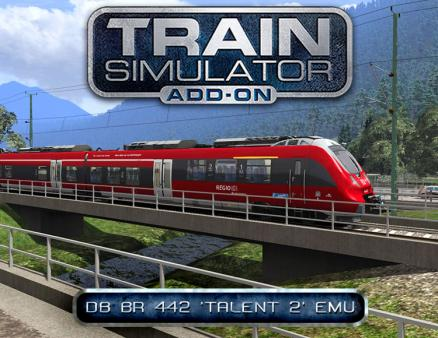 Train Simulator: DB BR 442 'Talent 2' EMU Add-On (PC)
