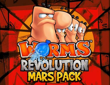 Worms Revolution - Mars Pack (PC)