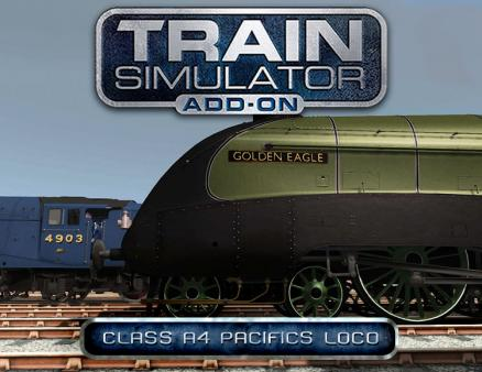 Train Simulator: Class A4 Pacifics Loco Add-On (PC)