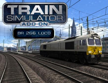 Train Simulator: BR 266 Loco Add-On (PC)