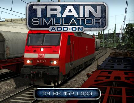 Train Simulator: DB BR 152 Loco Add-On (PC)