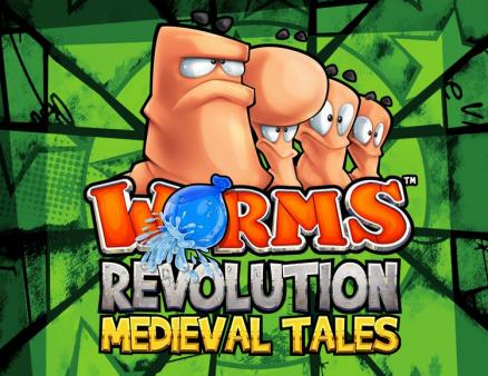 Worms Revolution - Medieval Tales DLC (PC)