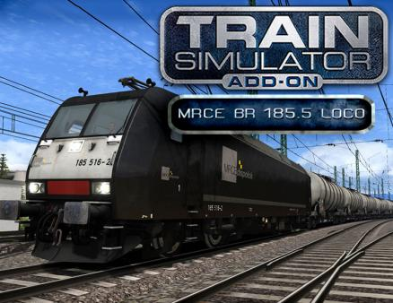 Train Simulator: MRCE BR 185.5 Loco Add-On (PC)