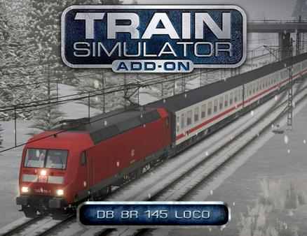 Train Simulator: DB BR 145 Loco Add-On (PC)