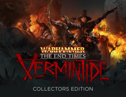 Warhammer: End Times - Vermintide Collector's Edition (PC)