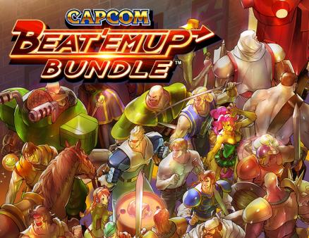 Capcom Beat 'Em Up Bundle (PC)