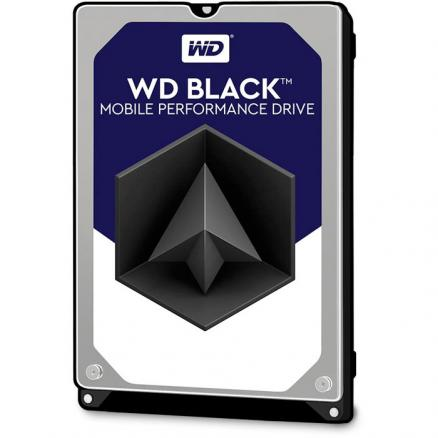 "1000Gb 2.5"" Western Digital (WD10JPLX) 32Mb 7200rpm SATA3 Black"