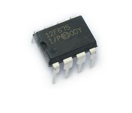 PIC12F675-I/P 10pcs/lot MCU Controller Original Goods in stock Payment can be submitted directly