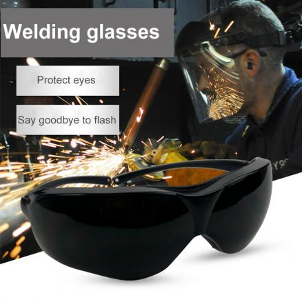 Welding Glasses Welder Special Protective Glasses Argon Arc Welding Anti-UV Glare Labor Eyewear High Strength Safety Goggles