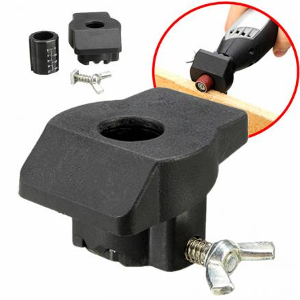 Sanding Grinding Guide Attachment Rotary Tool Accessories For Dremel and Hilda Mini Drill For Woodworking DIY
