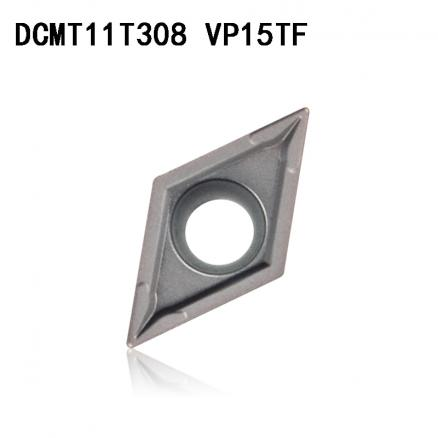 DCMT11T308 DCMT32.52 VP15TF carbide inserts Internal Turning tool DCMT 11T308 face endmills Lathe Tools Milling cutter CNC tool