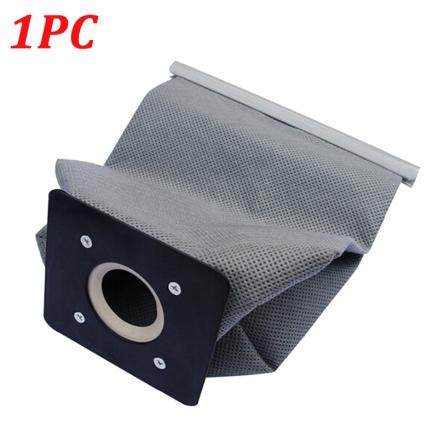 1PC Universal Vacuum Cleaner Cloth Dust Bag For Philips Electrolux LG Haier Samsung Vacuum Cleaner Bags Washable 11x10cm