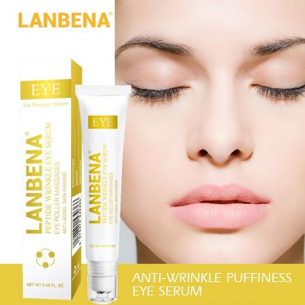Anti-Wrinkle Puffiness Serum Remover Dark Circles Skin Care Hyaluronic Acid activating Eye Cream Essence Against Moisturizer