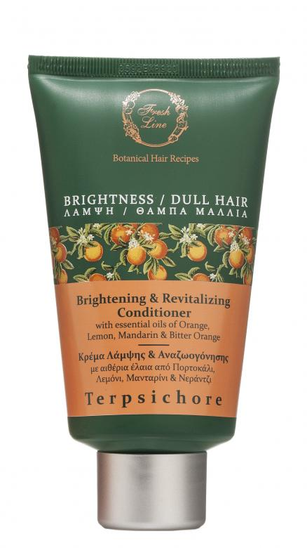 Fresh Line Terpsichore Brightening and Revitalizing Conditioner