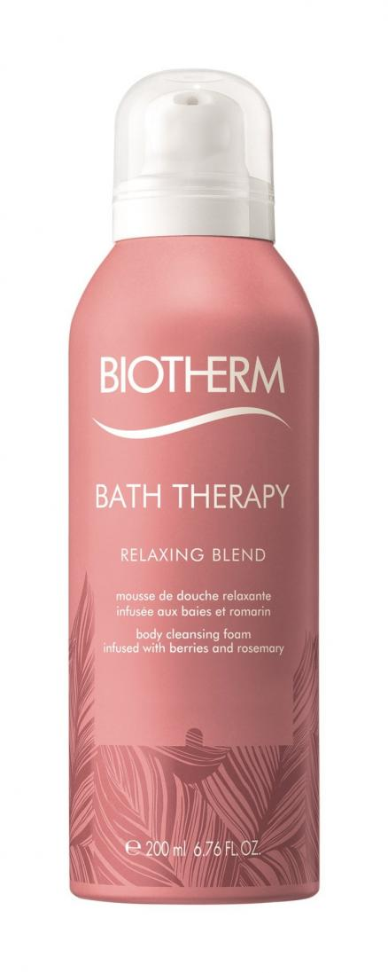 Biotherm Bath Therapy Relaxing Blend Body  Foam