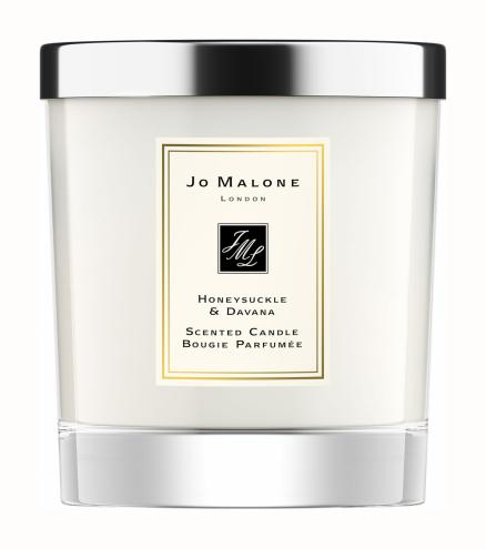 Jo Malone Honeysuckle and Davana Scented Candle