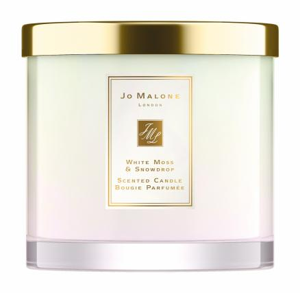 Jo Malone White Moss and Snow Drop Scented Candle Limited Edition