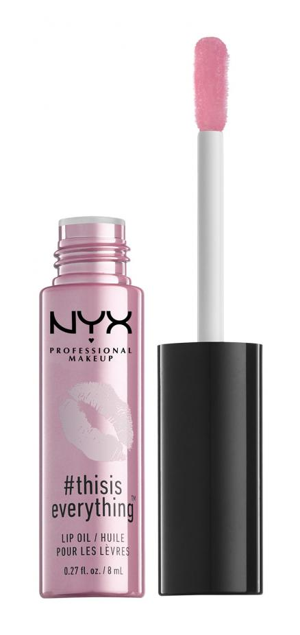 NYX Professional Make Up Thisiseverything Lip Oil