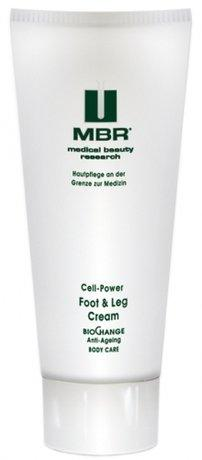 MBR Body Care Cell-Power Foot & Leg Cream