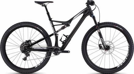 Specialized Camber Fsr Comp Carbon 29  (2016)