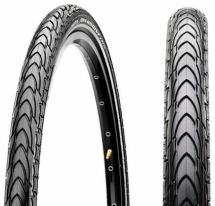 Maxxis Overdrive Excel 700x35C TPI 60 сталь 70a/65a 40x40/REF Dual (0)