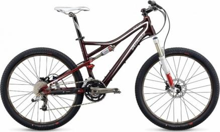 Specialized Era FSR Expert Carbon (2009)