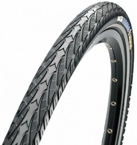 Maxxis Overdrive 700x40C TPI 60 сталь 70a KevlarInside REF Single (2017)