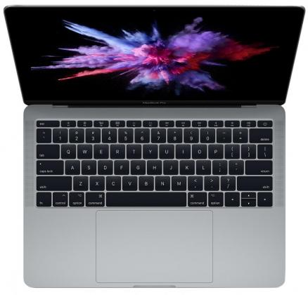 "Apple MacBook Pro 13"" MPXT2RU/A 256GB (серый космос) (MacBook Pro 13"" MPXT2RU/A 256GB (Intel Core i5 2300 Mhz/13.3""/2560x1600/8192Mb/256Gb HDD/Intel Iris Plus Graphics 640/WIFI/macOS Sierra))"