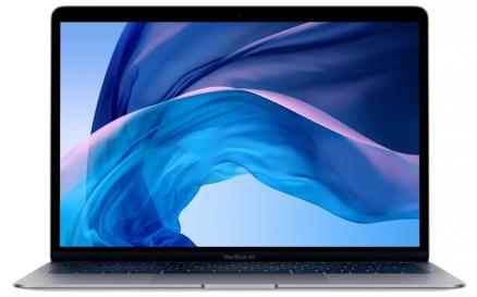 "Apple MacBook Air Retina 256 Gb (серый космос) (MacBook Air 13 with Retina display Late 2018 (Intel Core i5 1600 MHz/13.3""/2560x1600/8GB/256GB SSD/DVD нет/Intel UHD Graphics 617/Wi-Fi/Bluetooth/macOS))"