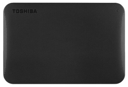 Toshiba Canvio Ready 2TB (черный)