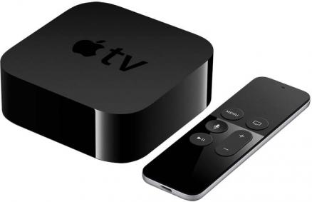 Apple TV 32GB 4th generation (черный)
