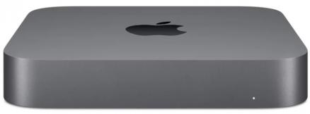 Apple Mac mini 2018 Core i3 3.6 GHz, 8 Gb, SSD 128 Gb (серый космос)