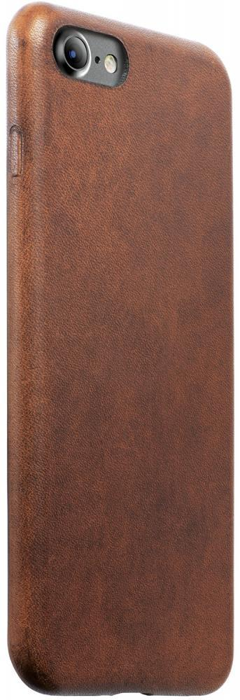Клип-кейс Nomad Horween Leather для Apple iPhone 7 (коричневый)